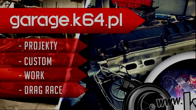 k64 GARAGE - HOBBY , CUSTOM WORK, TUNING